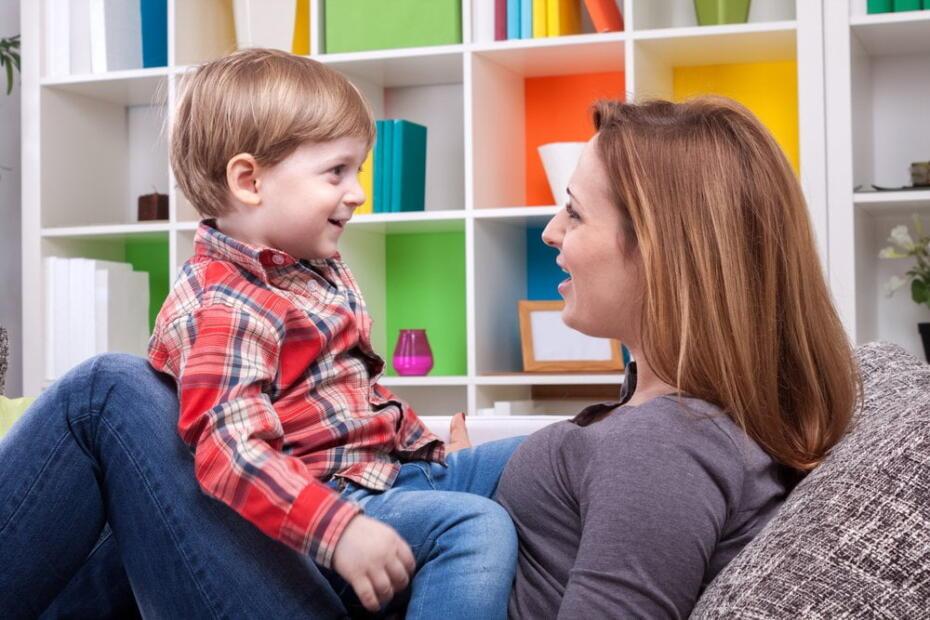 Çocuklarla etkili iletişim