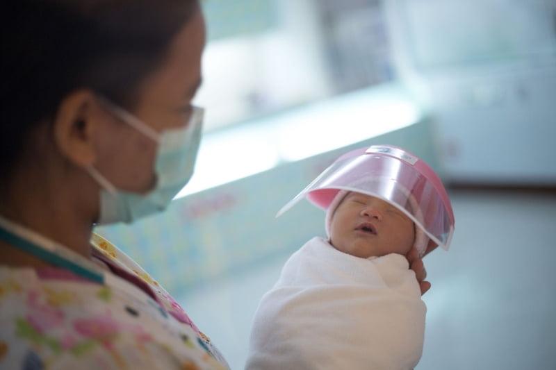 bebeklerde ve çocuklarda koronavirüs