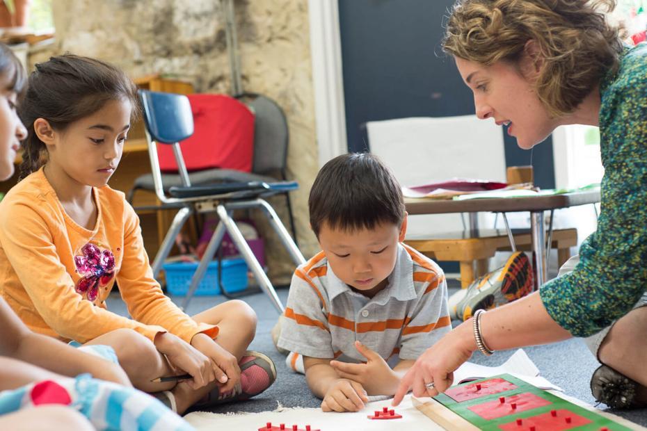 Montessori Eğitimi ve Çocuk Gelişimi