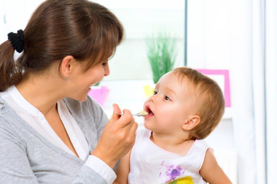 bebek için mama seçimi