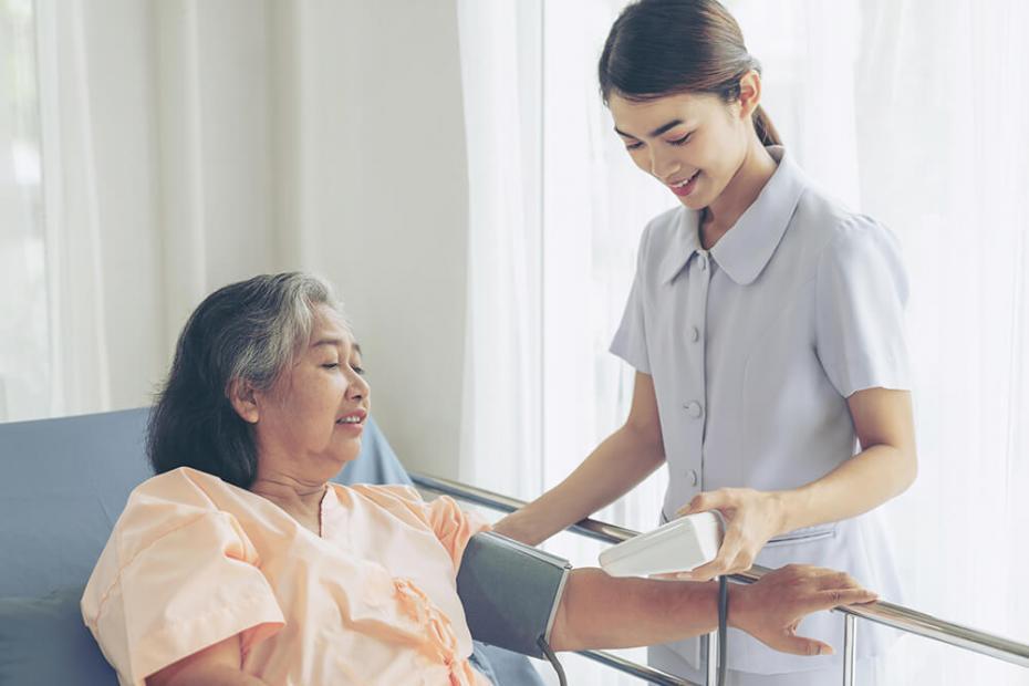 Hasta Bakıcının Görevleri