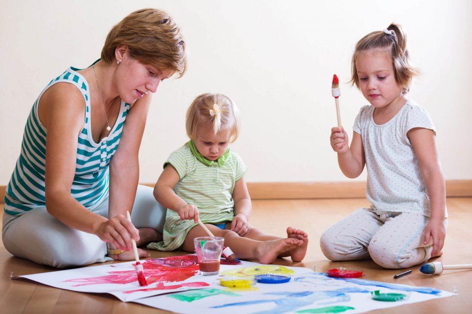 Bakıcılar Çocuklarla Nasıl Vakit Geçirmeli